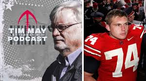 Tim May Podcast: Kirk Barton breaks down line, Ohio State camp update -  YouTube