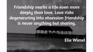 nice friendship status
