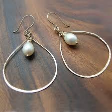 aa pearl chandelier earrings