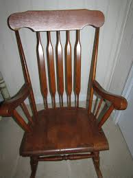 chair ebay. vintage made in yugoslavia rocking chair | ebay ebay