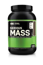 <b>Serious Mass</b> - the ULTIMATE weight gain formula! - Optimum ...