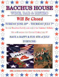 Fourth Of July Flyer 2016