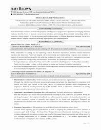 Sample Resume For Experienced Hr Executive Sample Resume Format For Experienced Hr Executive Best Resume 20