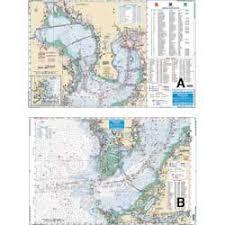 Tampa Bay Marine Chart Tampa Bay Area Inshore Fishing