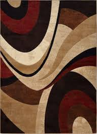 top red and brown area rugs cievi home concerning red and brown area rugs ideas