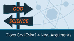 does god exist new arguments