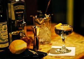 the Lounge Dorado Cocktail Martini Cocktail El