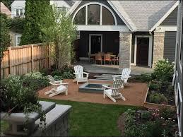 Modern Backyard Design Property Interesting Design