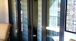 Sliding Glass Door Security Bar Commercial Door Security Bar Sliding