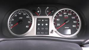 Renault Clio Warning Lights Renault Clio Mk2 172 Engine Start Warning Lights