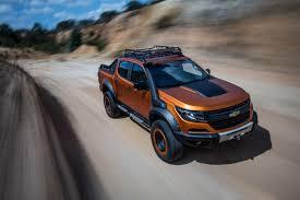 Chevrolet Colorado Xtreme Concept Revealed | GM Authority