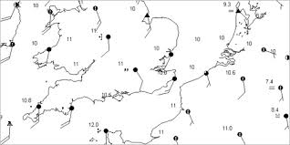 weather station model worksheet. synoptic chart weather station model worksheet
