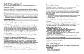 Resume Portfolio Resume Sample