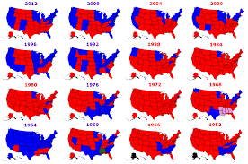 2012 Election Chart Top 23 Maps And Charts That Explain The Results Of The 2016