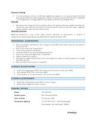 Sailaja Resume