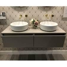 1200mm wall hung vanity unit