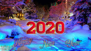 Happy New Year 2020 Nature Hd Images Download New Year