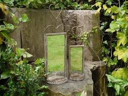 garden mirror. Perfect Mirror Set Of 2 Garden Mirrors   Olive And Sage Sage 1 Intended Mirror E