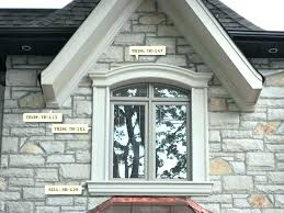 Exterior Window Design Inspiration Exterior Window Styles Craftsman Exterior Trim Window Styles R
