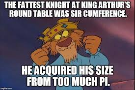 prince john from disney robin hood the fattest knight at king arthur s round table was