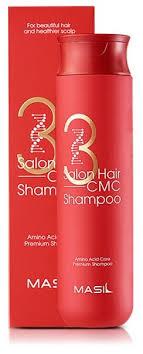 Masil <b>шампунь для волос 3</b> Salon Hair CMC восстанавливающий ...