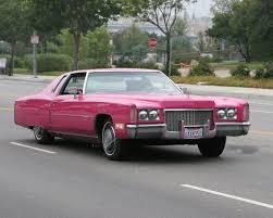 1971 Pink Cadillac Eldorado - a photo on Flickriver