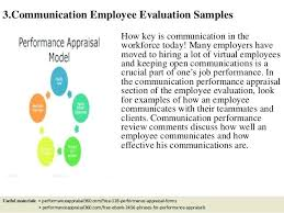 Template Employee Year End Review Examples Annual Phrases On Self ...