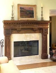 distressed fireplace mantel rustic wooden reclaimed wood mantels beam a michigan