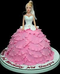 Barbie Doll 3d Trivandrum Cake Housesuptmsup Online Cake