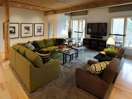 Chic Living Room Furniture Placement