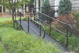 residential wheelchair ramps the basic building blocks for your home