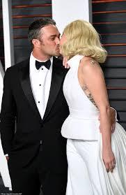 Leonardo DiCaprio Brie Larson and Lady Gaga attend Oscars 2016.