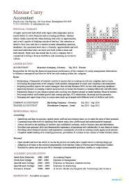 Sample Accountant Resume Amazing Resume Examples Accounting Resume Examples Pinterest Resume