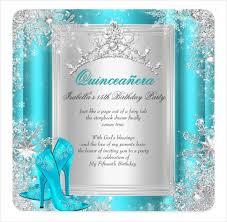 Invitations Quinceanera 20 Quinceanera Invitation Templates Word Psd Ai Eps