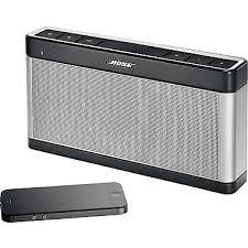 bose bluetooth speakers price. bose soundlink bluetooth speaker iii, silver speakers price