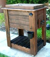 tommy bahama wood cooler wood cooler architecture surprising patio rolling outdoor parts coolers on wheels tommy tommy bahama wood cooler
