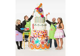 Fyi Tv 18 Welcomes To A World Of Pure Decadence With Extreme Cake Makers
