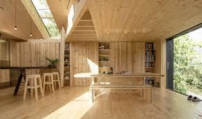 Timber Design, Timber houses, Timber Interiors,Grand Designs house,  contemporary-dining