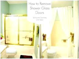 hard water stains on glass shower doors captivating how to clean glass shower doors with hard