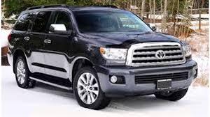Latest car 2016 - Toyota Sequoia - YouTube