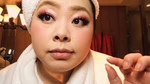 watch beauty secrets naomi watanabe s guide to glitter eyes and bold lips vogue video cne vogue