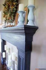 faux fireplace mantel tv stand diy ideas