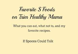 My Favorite Thm S Foods If Spoons Could Talk