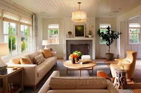 farmhouse decor modern living room