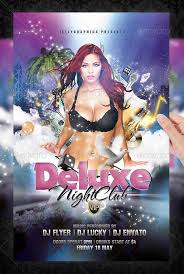 nightclub flyers 12 free awesome nightclub flyers demplates nightclub flyers planet