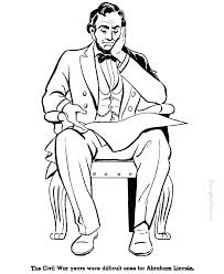 lincoln coloring page memorial coloring page cute coloring free coloring pages lincoln penny coloring page