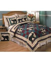 Black Bear Quilt Set | Quilt sets, Great deals and Quilt & Black Bear Quilt Set Adamdwight.com