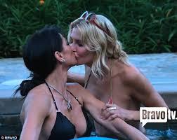 Best lesbian kisssing videos in pool