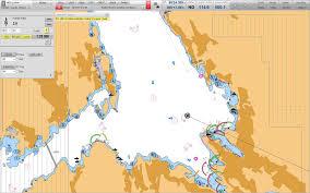 Dnc Chart Updates K Bridge Ecdis Display Kongsberg Maritime