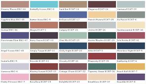 Home Depot Interior Paint Color Chart Custom Ideas